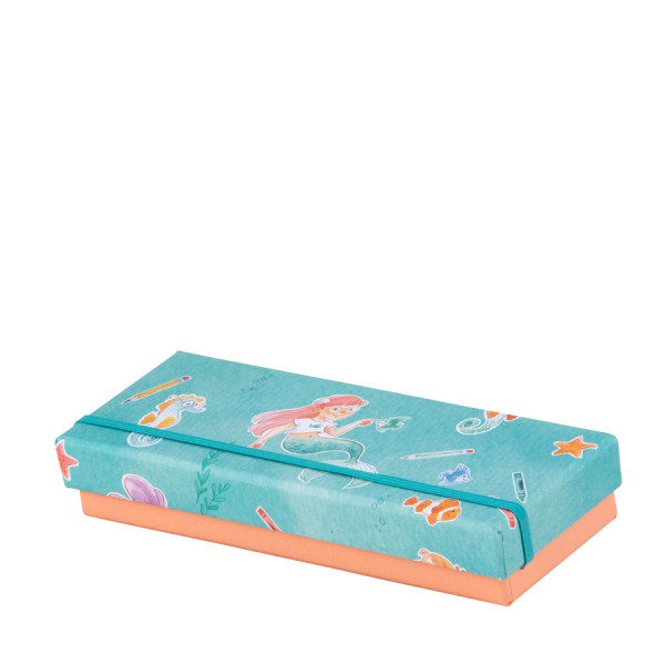 Stifte-/ Utensilienbox, Meerjungfrau