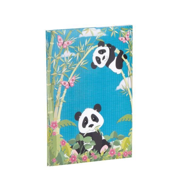 Kinder-Briefpapier, Panda