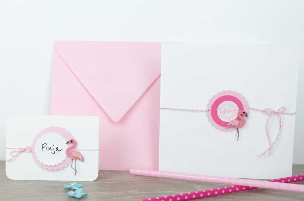 Einladung-Flamingo-Kartenwerkstatt-DIY