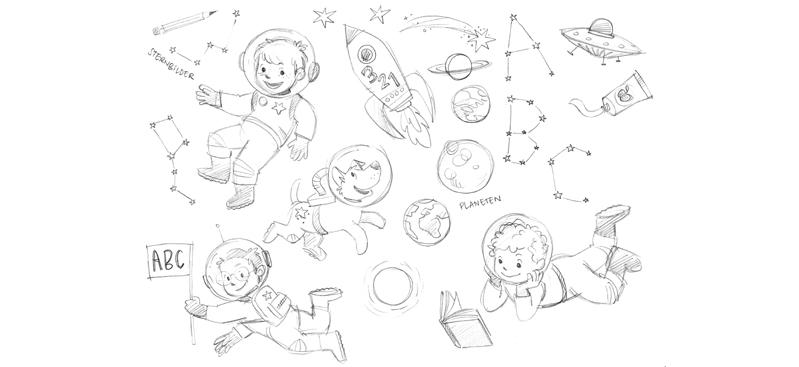 astronaut-carlo-roessler-zeichnung