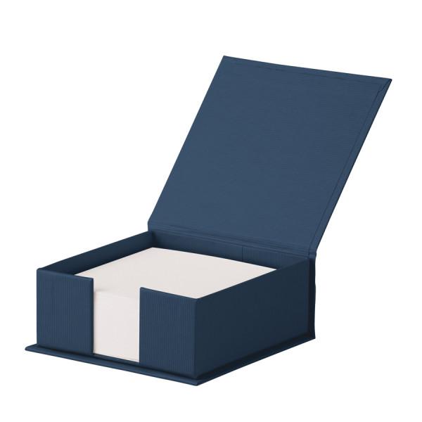Zettelkasten, Navy-Blau