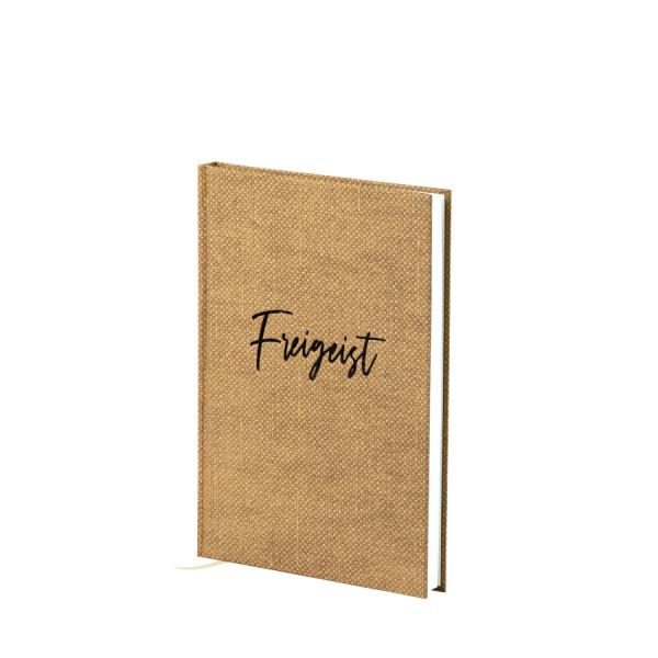 "Notizbuch A5+ ""Freigeist"", Bohemian"