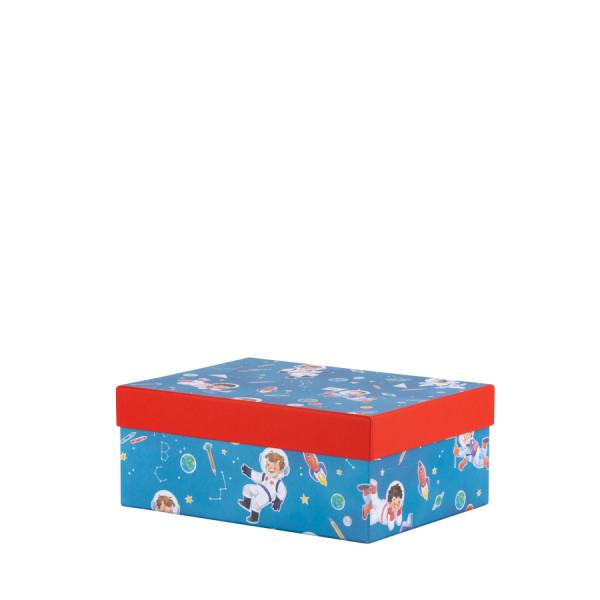 Box, M, Astronaut