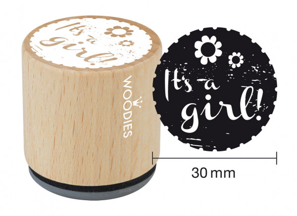Stempel, It's a girl